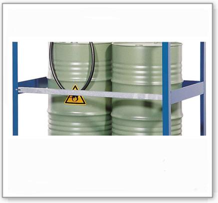 Schutzbügel für Gefahrstoffstation 2 P2 und 4 P2