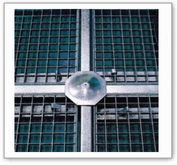 Kreuzverbinder für Bodenelemente BK aus Polyethylen (PE)
