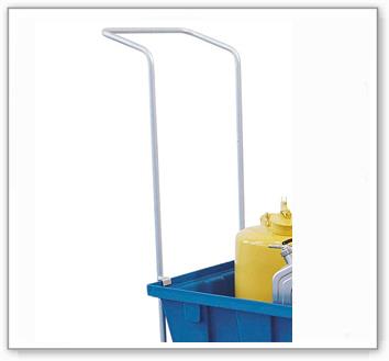 Schiebebügel für Fahrbare Auffangwanne PolySafe FSR 6.2