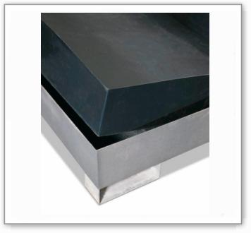 Auffangwanneneinsatz aus Kunststoff für Combi-Regale, 480 Liter Volumen