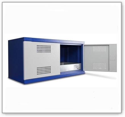 Chemikalien-Hängeschrank Mini Breite 1000 mm, Typ CS 100