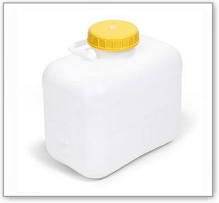 Kunststoff - Kanister (PE) 10 l