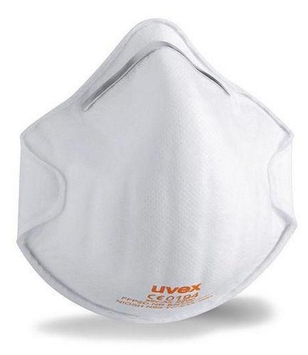 Atemschutzmaske uvex silv-Air c 2200, Schutzstufe FFP 2, o. Ventil, VE = 20 S