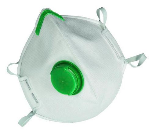 MSA Atemschutzmaske Affinity 2111, FFP1 NR D, faltbar, mit Ausatemventil, VE = 15 Stück