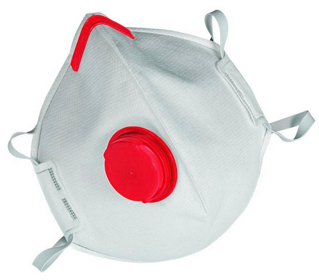 MSA Atemschutzmaske Affinity 2131, FFP3 NR D, faltbar, mit Ausatemventil, VE = 15 Stück